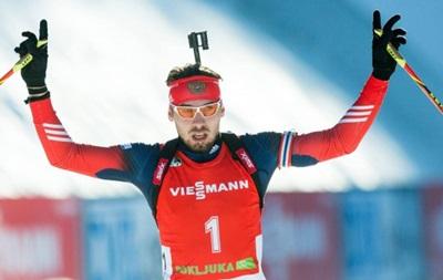 Биатлон: Сборная России победила в мужской эстафете, Украина - седьмая