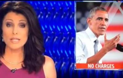 Американский телеканал перепутал Обаму с насильником