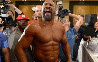 Скандальний боксер, який переслідує Кличка, став героєм гри для смартфонів