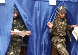 Экзит-полл группы Рейтинг: Партия регионов набирает 27,6%