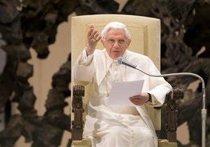 Папа Римский будет писать в Twitter на латыни