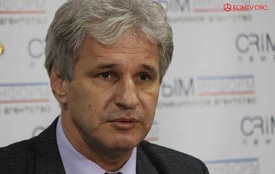 В Крыму надеются на помощь России в организации чемпионата под эгидой UEFA