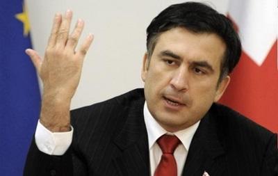 Саакашвили назвал  несерьезным  запрос Грузии на его экстрадицию