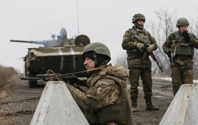 Пресс-центр АТО: За день сепаратисты 19 раз обстреляли Дебальцево