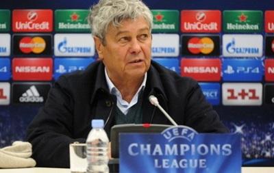 Луческу: Если Бавария нас пройдет, они будут в финале турнира