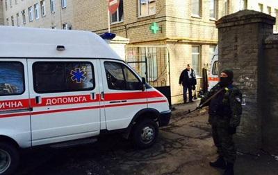 Из Дебальцево вывезли 167 раненых военных – Семенченко