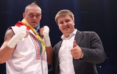 Промоутер Усика: Ми готові зустрітися з Гловацкі