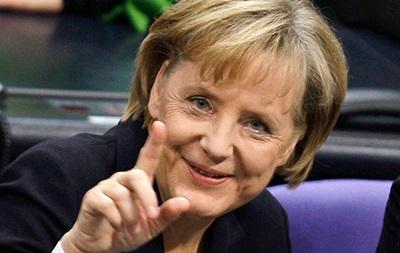 Немцы поддерживают политику Меркель по Украине – опрос