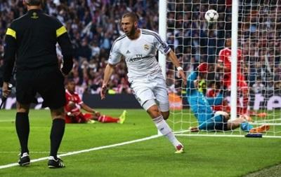 Реал повторив рекорд Баварії у Лізі чемпіонів