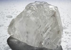 Алмаз весом 507 каратов продали за рекордную сумму