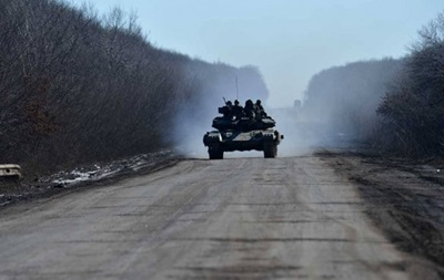 Найгарячішою точкою на Донбасі зараз є Широкине - штаб АТО
