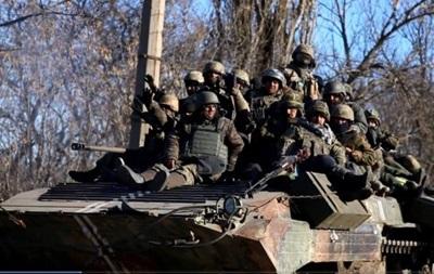 У МВС заявили про участь чеченців у штурмі Дебальцевого
