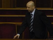Кабмин назначил Турчинова главным ликвидатором последствий аварии на шахте Засядько