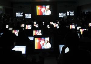 Исследование: Более половины украинцев негативно относятся к скрытой рекламе на ТВ