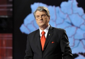 Ющенко написал президенту Европарламента письмо о Бандере