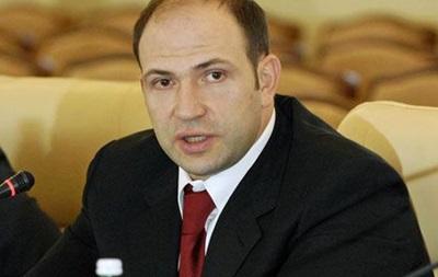 Парцхаладзе станет первым заместителем главы Киевской ОГА
