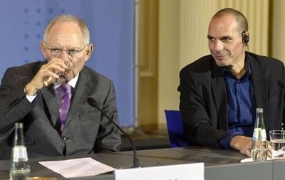 Берлін відхилив заявку Греції щодо продовження програми фіндопомоги