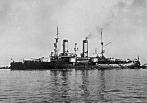 В Желтом море найден затонувший в русско-японскую войну броненосец