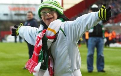 Мальчик с синдромом Дауна признан автором лучшего гола месяца в Шотландии