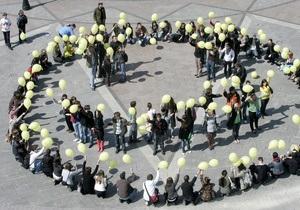 Неделя добрых дел - акция - В Украине стартовала неделя добрых дел