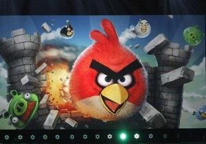 По мотивам игры Angry Birds выйдет мультсериал