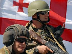 В Грузию прибыли американские военные инструкторы