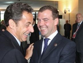 Саркози назвал Россию главным партнером Европы