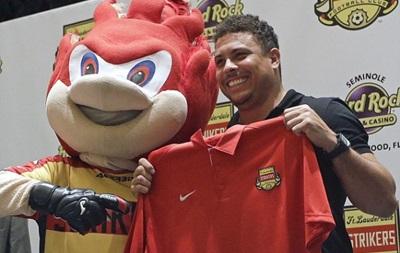 Роналдо відновить кар єру у складі клубу другого американського дивізіону