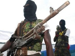 Нигерийские боевики освободили британского заложника