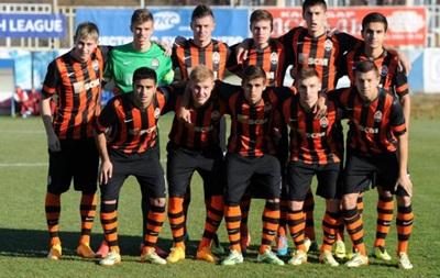 Молодежный состав Шахтера вошел в ТОП-8 лучших команд Европы
