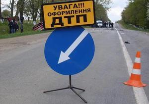 Жертвами ДТП близ Луганска стали двое милиционеров