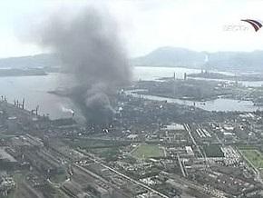 В Японии жертвами пожаров стали 9 человек, среди которых 6 детей