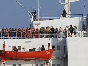В МИД Украины надеются, что экипаж Фаины скоро освободят