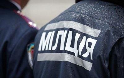 В Киеве грабитель кредитного пункта ранил милиционера