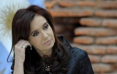 Суд Аргентины не стал возбуждать дело против президента