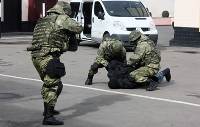 В Одесі показали роботу штурмових груп