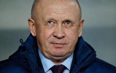 Главный тренер Ильичевца: Сейчас мне не до футбола