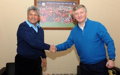 Ахметов предложит Луческу новый контракт – источник