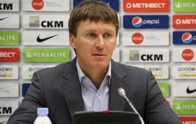 Главный тренер Ворсклы: В матче с Шахтером чуда не произошло