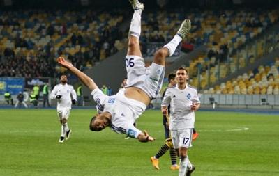 Фотогалерея: Как Динамо побеждало в первый день весны