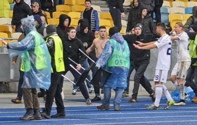 Експерт: Причиною бійки під час матчу Динамо - Генгам став не прапор