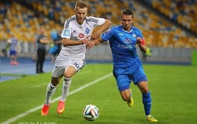 Матч чемпионата Украины Олимпик - Динамо может состояться на Олимпийском