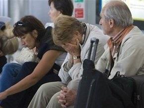 ТВ: В аэропорту Бангкока ждут возвращения домой более 200 украинских туристов