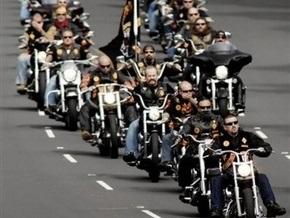 Полиция Канады арестовала более 150 байкеров из группировки Ангелы Ада