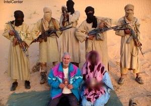 Аль-Каида обнародовала видеообращение итальянского заложника к властям