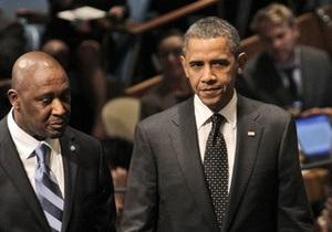 Обама опоздал на собственное выступление в штаб-квартире ООН