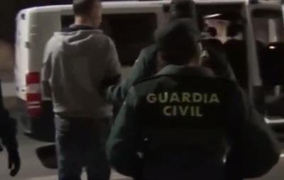 Появилось видео задержания экс-министра финансов Колобова