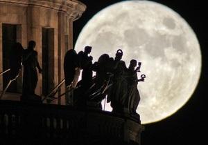 На следующей неделе Луна приблизится к Земле на 356 тысяч километров
