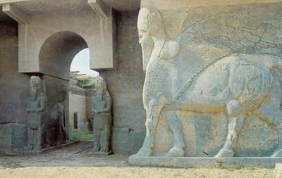 Бойовики ІД знищили руїни стародавнього міста Німруд в Іраку