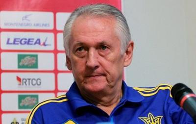 Фоменко: Матчі наших команд в ЛЧ і в ЛЄ мені сподобалися